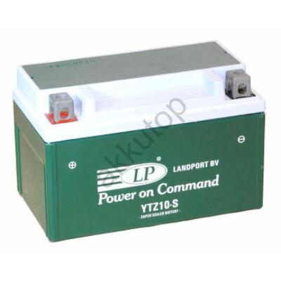 Landport 12V 8,6 Ah AGM+SLA bal+ ( YTZ10S ) akkumulátor