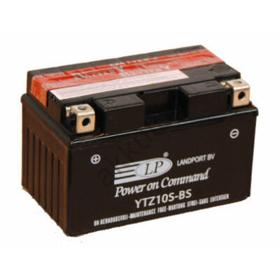 Landport 12V 8,6 Ah AGM bal+ ( YTZ10S-BS )