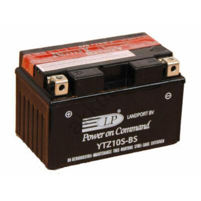 Landport 12V 8,6 Ah AGM bal+ ( YTZ10S-BS ) akkumulátor
