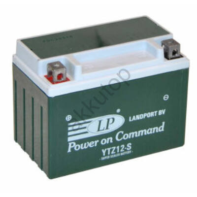 Landport 12V 11 Ah AGM+SLA bal+ ( YTZ12S )