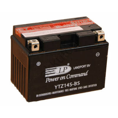Landport 12V 11 Ah AGM bal+ ( YTZ12S-BS )