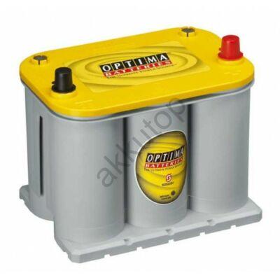 Optima Yellow Top 48 Ah jobb+ akkumulátor
