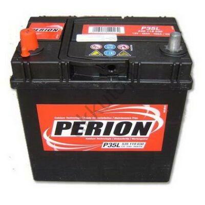 Perion 35 Ah bal+ (vékony sarus) akkumulátor