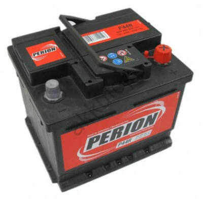 Perion 44 Ah jobb+ akkumulátor