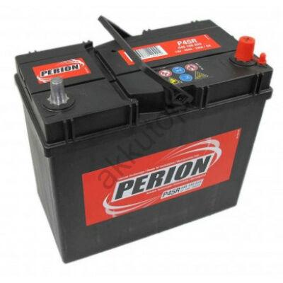 Perion 45 Ah jobb+ (vékony sarus) akkumulátor