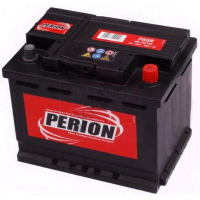 Perion 56 Ah jobb+ akkumulátor