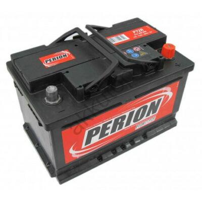 Perion 72 Ah jobb+ akkumulátor