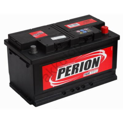 Perion 80 Ah jobb+ akkumulátor