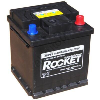 Rocket 40 Ah Jobb+ (Punto) SMF54018 akkumulátor