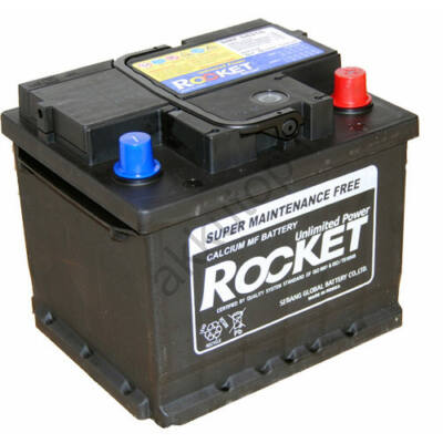 Rocket 43 Ah Jobb+ SMF54316 akkumulátor