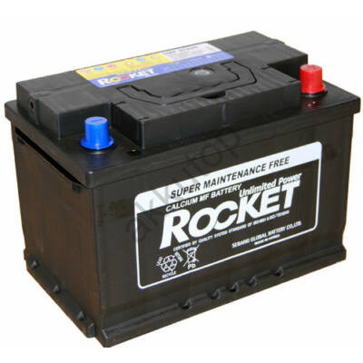 Rocket 78 Ah Jobb+ SMF57820 akkumulátor