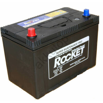 Rocket 100 Ah Bal+ XMF60033 akkumulátor