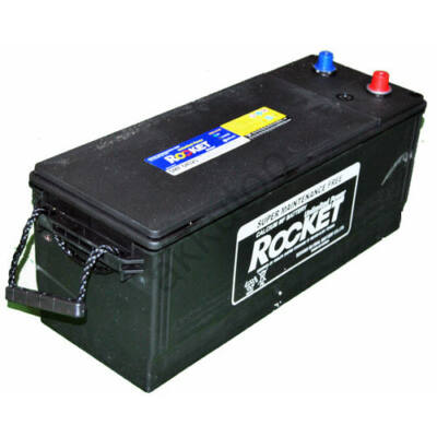 Rocket 140 Ah Bal+ akkumulátor SMF64020
