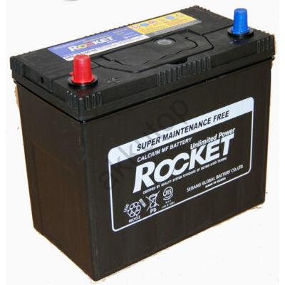 Rocket 45 Ah Bal+ (vékony sarus) SMFNX100-S6