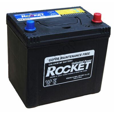 Rocket 65 Ah Start-Stop Jobb+ EFBQ85L akkumulátor