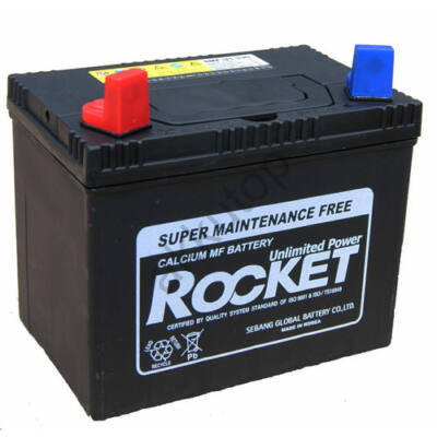 Rocket 30 Ah Bal+