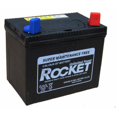 Rocket 30 Ah Jobb+ SMFU1R-330 akkumulátor