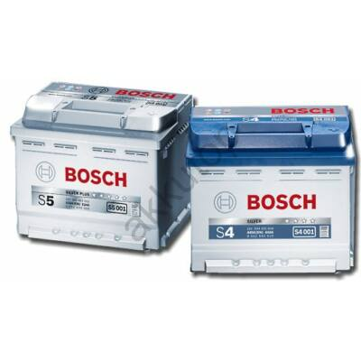 Bosch S4 52 Ah jobb+