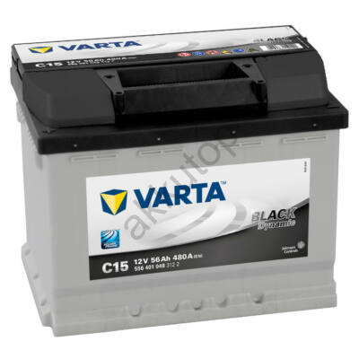 Varta BLACK dynamic 56 Ah bal+ 5564010483122