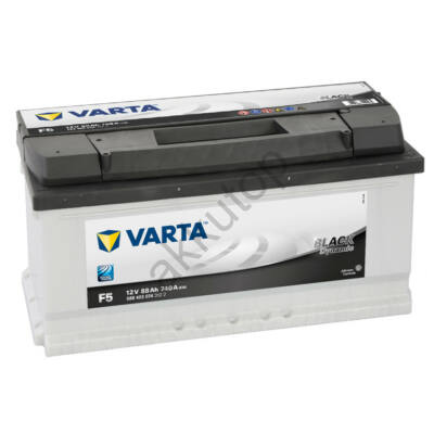 Varta BLACK dynamic 88 Ah jobb+