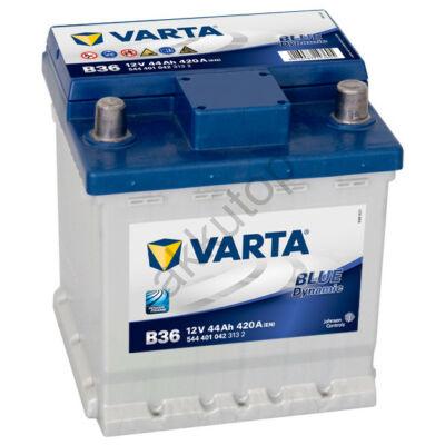 Varta BLUE dynamic 44 Ah jobb+