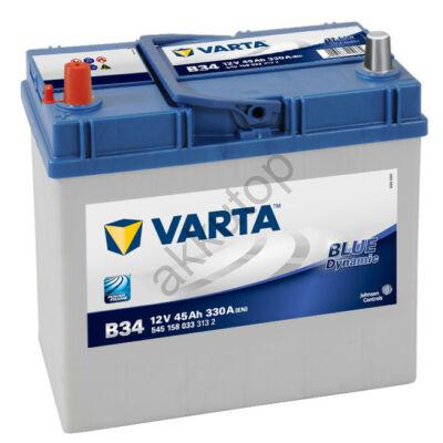 Varta BLUE dynamic 45 Ah bal+ 5451580333132