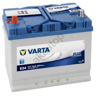 Varta BLUE dynamic 70 Ah bal+
