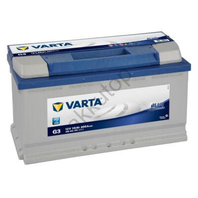 Varta BLUE dynamic 95 Ah jobb+ 5954020803132