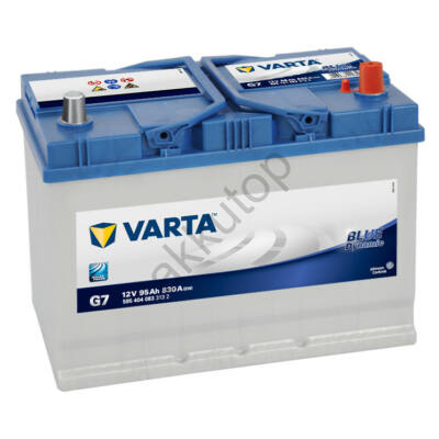 Varta BLUE dynamic 95 Ah jobb+ 5954040833132