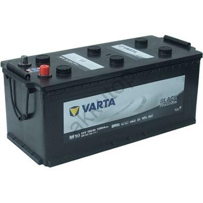 Varta PROmotive Black 190 Ah akkumulátor