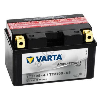 Varta Powersports AGM 8 Ah  ( YTZ10S-4   YTZ10S-BS ) akkumulátor