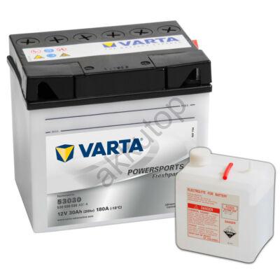 Varta Powersports Freshpack 30 Ah  ( 53030 )