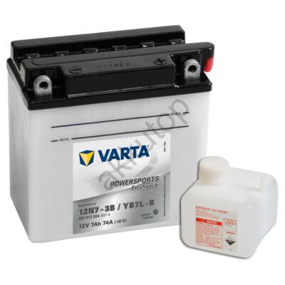 Varta Powersports Freshpack 7 Ah  ( 12N7-3B   YB7L-B )