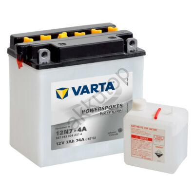Varta Powersports Freshpack 7 Ah  ( 12N7-4A )