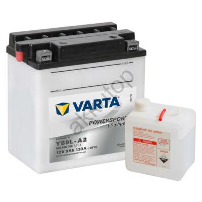 Varta Powersports Freshpack 9 Ah  ( YB9L-A2 )