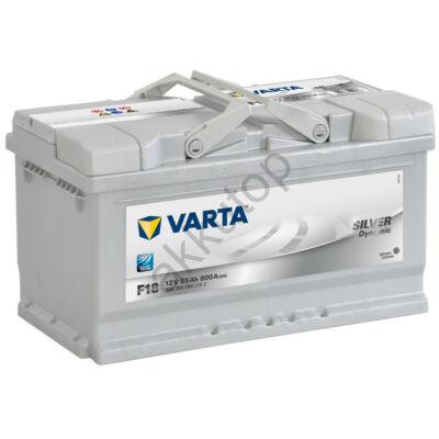 Varta SILVER dynamic 85 Ah jobb+ 5854000803162 akkumulátor