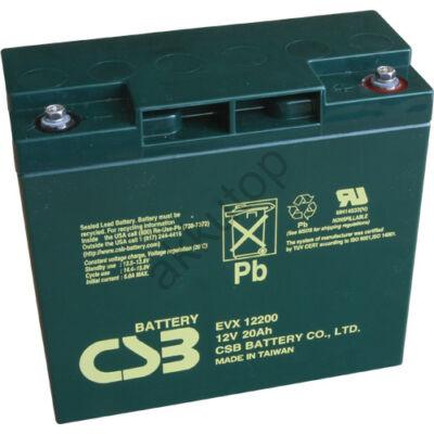 CSB-EVX 12V 20Ah