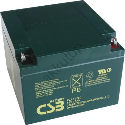 CSB-EVX 12V 26Ah
