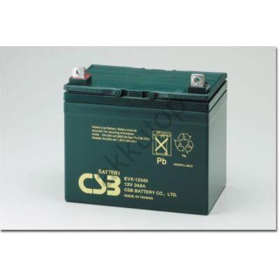 CSB-EVX 12V 34Ah