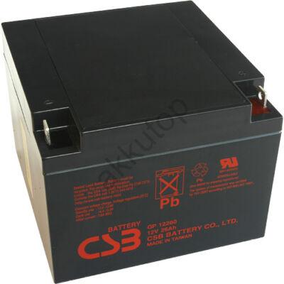 CSB-GP 12V 26Ah