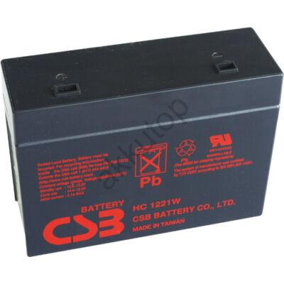CSB-HC 12V 5,1Ah