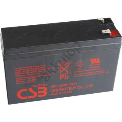 CSB-HR 12V 6,4Ah