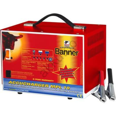 Banner Accucharger MPL 10