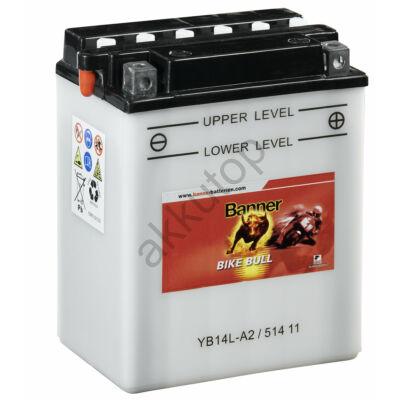 Banner Bike Bull 6 V 11 Ah  ( 6N11A-3A ) akkumulátor