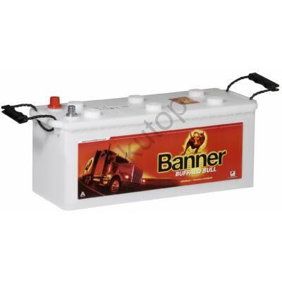 Banner Buffalo Bull 132 Ah jobb + akkumulátor
