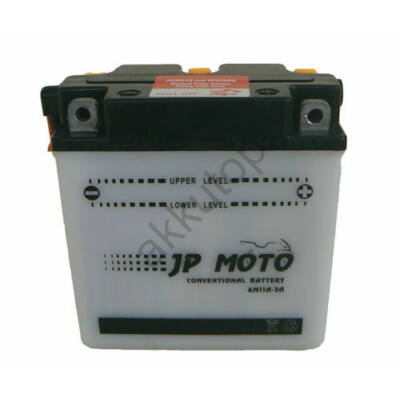JPMoto 6V 11 Ah jobb+ ( 6N11A-3A )