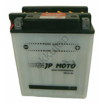 JPMoto 12V 14 Ah jobb+ ( YB14L-A2 )