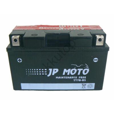 JPMoto 12V 6 Ah bal+ ( YT7B-BS ) akkumulátor