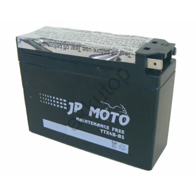 JPMoto 12V 2,3 Ah jobb+ ( YTX4B-BS )