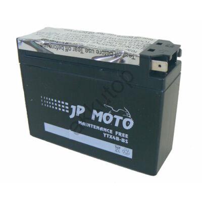 JPMoto 12V 2,3 Ah jobb+ ( YTX4B-BS ) akkumulátor